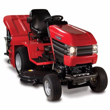 "Westwood V25-50 50"" IBS deck including 390 litre powered grass collector"