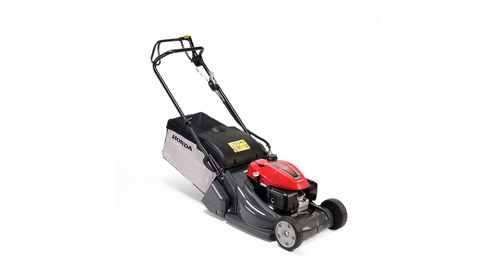 "Honda HRX476-QX 19"" Self-Propelled Rear Roller Roto-Stop Rotary Mower"