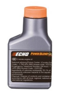 Echo 2 stroke oil 1 shot (100ml)