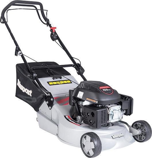 """Masport RRSP L 18"""" self propelled petrol rotary lawn mower 457958"""