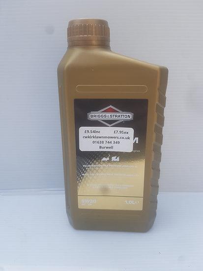 Briggs & Stratton Premium 4 stroke oil 5w-30