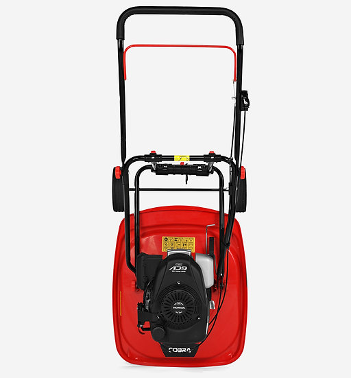 """AirMow 51 Pro 20"""" Petrol Hover Mower Powered by Honda"""