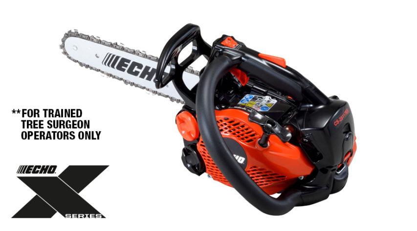 """Echo CS-2511TES 12/14"""" 2 stroke petrol chainsaw"""