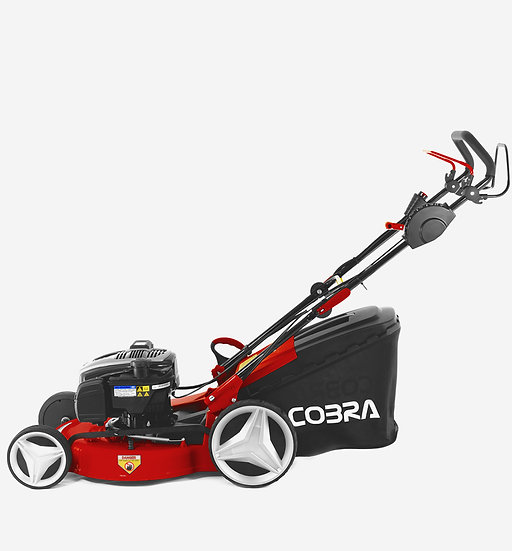 "MX515SPBI 20"" Cobra Aluminium Deck mower with B&S InStart"
