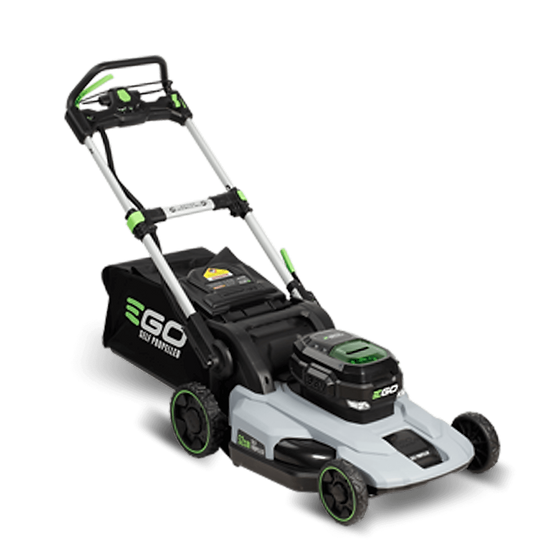 Ego LM2122E-SP 52cm Battery mower with out battery and charger