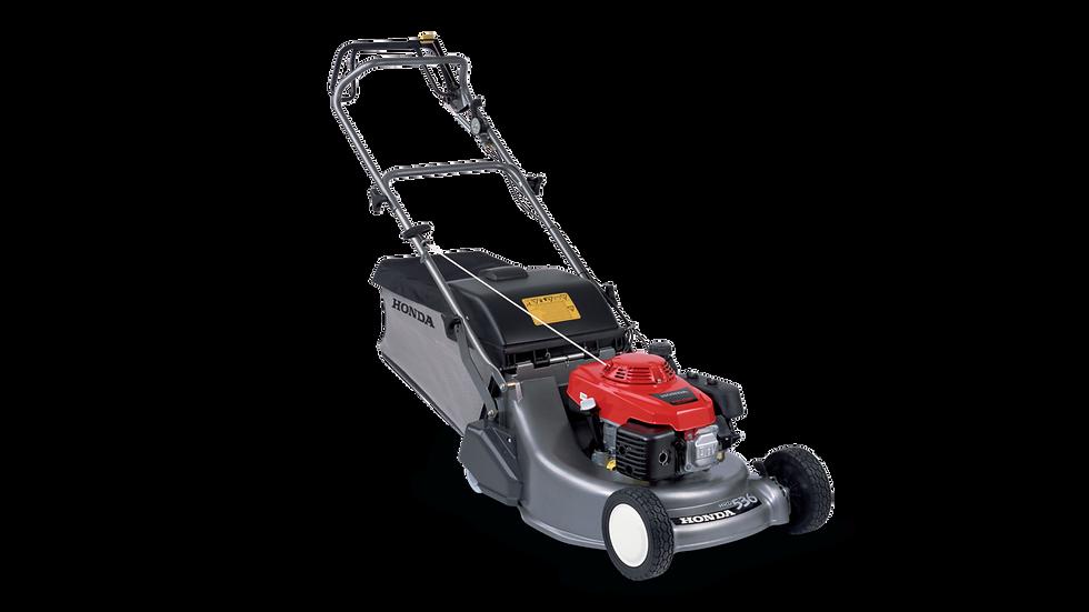 "Honda HRD536-QX 21"" Self-Propelled Rear Roller Rotary Mower"