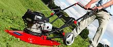 Cobra hover mower