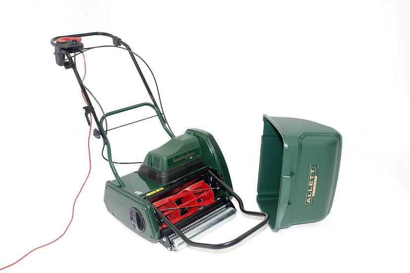 Allett Sandringham 14E Self Propelled Electric Mower