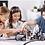 Thumbnail: LEGO robotics (7 y.o. to 10 y.o.), 8-week course, weekly