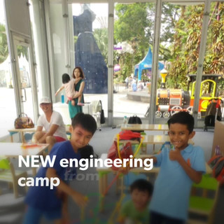 Hands and brain camp