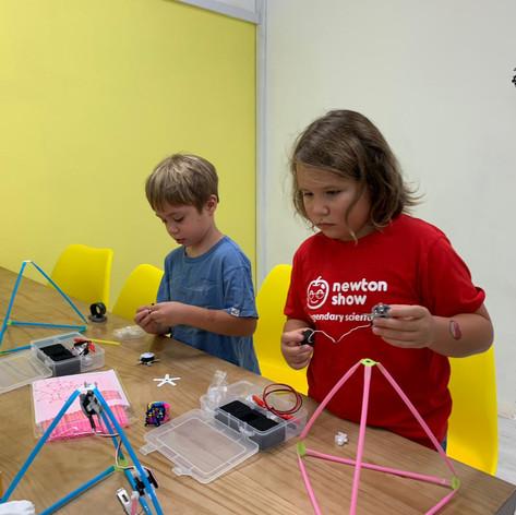 Maker for kids