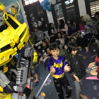 Transformer party