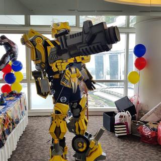 Huge transformer