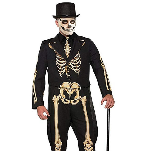 Gentleman Skeleton show