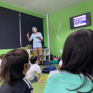 Prof Superchicken lecture