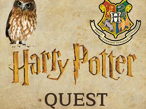 Harry Potter quest (6+)