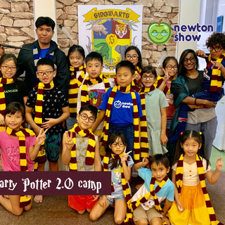 Harry Potter science camp