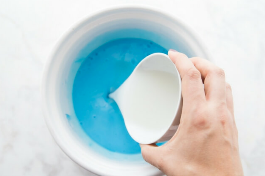 how to make simple slime