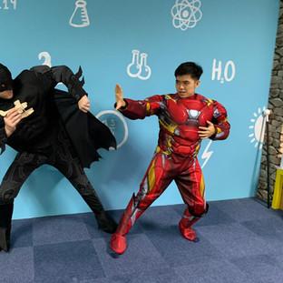 Ironman vs Batman