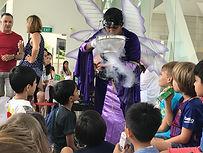 Fairy show