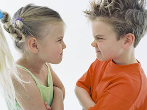 Helping Kids Deal with Conflict