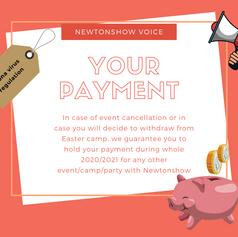 corona virus payment
