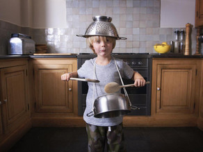 Top 10 kitchen safety tips for kids