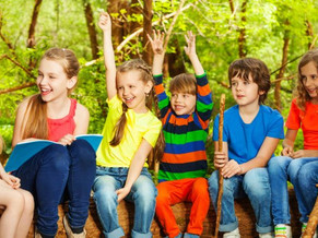 6 reasons why your kid will fall in love with camp