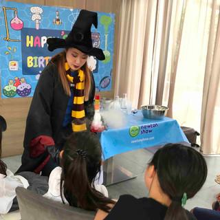 Harry Potter science