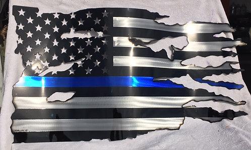 Police / Thin Blue Line