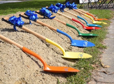 WVEC at ForKids Groundbreaking Ceremony