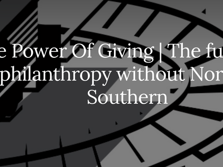 The Power of Giving: The future of philanthropy without Norfolk Southern
