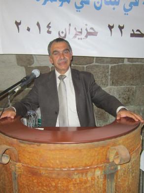 سليمان يوسف ابراهيم: فنجانك يا بيروت