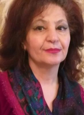مريم رعيدي الدويهي: بقيت وحدها الغيمه