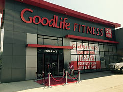 Goodlife Fitness Grant Park Winnipeg