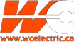 WC Electric Logo