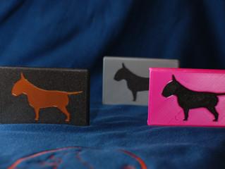 Nový výrobek - peněženka s Bull Terrierem