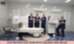 Refractive team of singla eye hospital and laser vision centre
