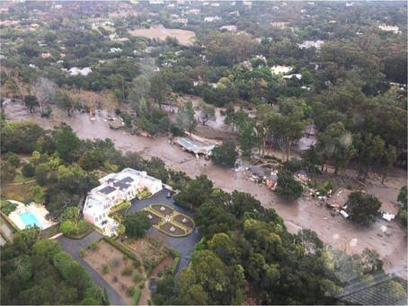 A History of Violent Man vs. Nature Battles Shows Rebuilding Risks in Montecito Disaster