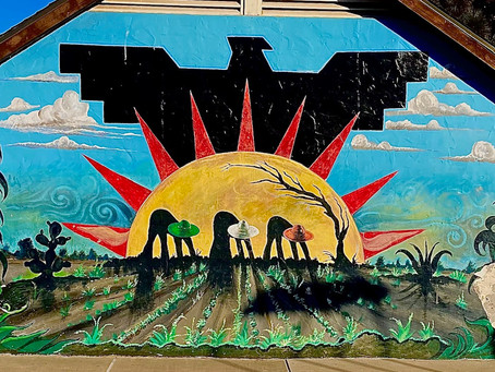 Op-Ed: Why the Eastside's Ortega Park Murals Must Be Saved
