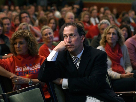 School Board Leaders Shun Recall Debate