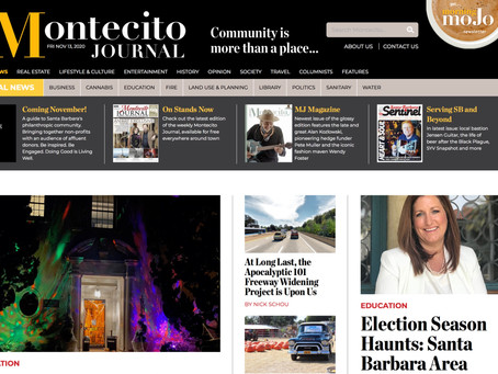 Press Clips: How Montecito Journal is Expanding Its Footprint in Local Media Space
