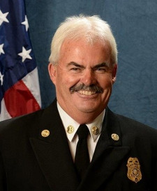 7 Questions with Fire Chief Pat McElroy