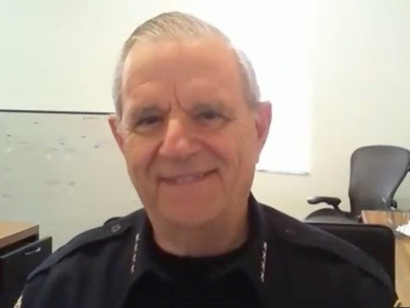 SB's Top Cop Talks Community Policing, Alternatives to Jail -- and Eastside Double Murder Case