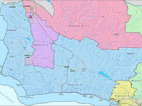 The Balance of Power on the Board of Supervisors is At Stake in New Redistricting Process