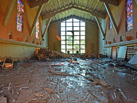 La Casa de Maria Is Healing Post-Disaster