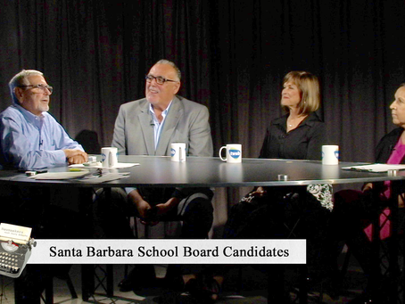Newsmakers TV Nabs School Board Hopefuls