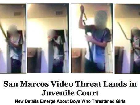 Scoop: Keith Hamm on San Marcos Threats