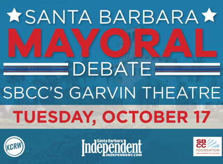 Indy/KCRW/SBCC Debate Keys Big Week