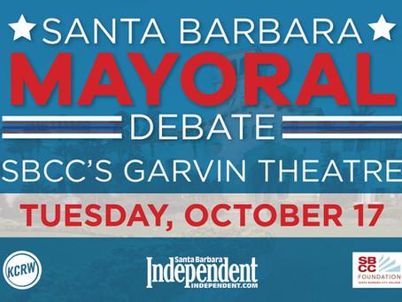 Indy/KCRW/SBCC Debate Keys Big Week
